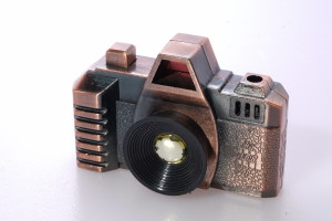 Camera Shaped Lighter