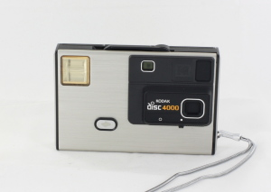 Kodak Disc 4000 Camera in case