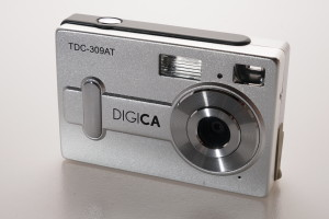 Digica TDC-309AT Compact Digital Camera