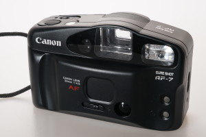 Canon Sureshot AF-7 35mm Compact Camera