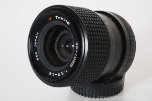 Tokina 35-70mm f3.5/4.8 Canon FD Fitting