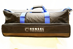 Hensel Softbag Three Head Case