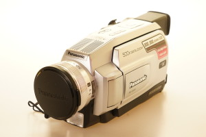 Panasonic NV-DS29B Mini DV Video Camera