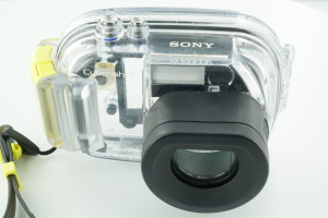 Sony MPK-WA Underwater Housing for DSC-W1 W5 W7 W12 W15 W17
