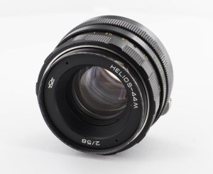 Helios 44M 58mm MC F/2.0 Prime Lens for M42 fit