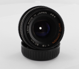 Chinon 50mm f1.9 PK Pentax Fit