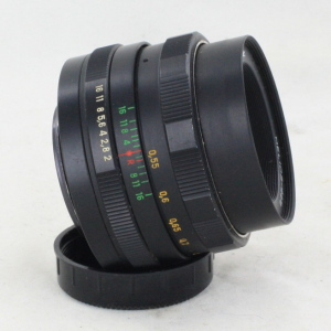 Helios-44M-4 58mm f2 M42 Screw Fit Lens