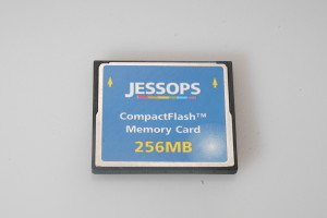 Jessop 256MB Compact Flash Memory Card