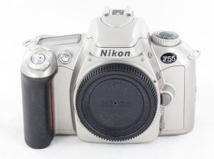 Nikon F55 35mm Camera Body Only
