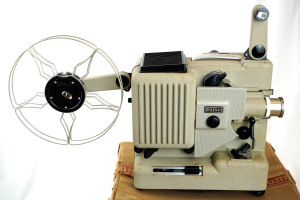 Eumig P8 8mm Cine Film Projector 1950's & 1960's (Hire Only)