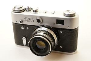 FED-3 (Type B) Commemorative camera