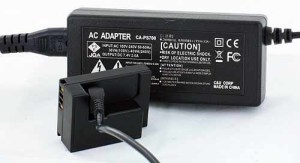 AC Power Adapter for DC50 DR-50 Canon PowerShot G12 G11 G10 SX Series