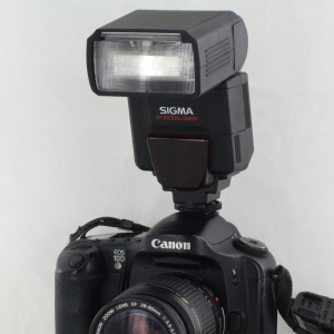 Canon EOS 10D Body c/w Canon Battery Grip BG-ED3