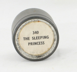 The Sleeping Princess Filmstrip in can c/w Notes (Hulton Press)