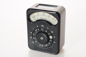 Avo Exposure Meter in Case (1st Model)