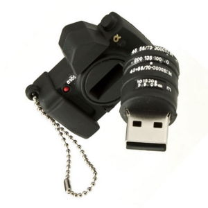 4 GB Digital Camera DSLR a900 Memory Stick USB 2.0 Flash Drive