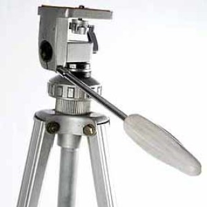 Camera Tripod circa 1960's (Hire Only)