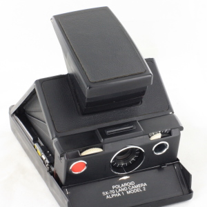 Polaroid SX-70 Model II Instant Print Camera circa 1970's  (Hire Only)