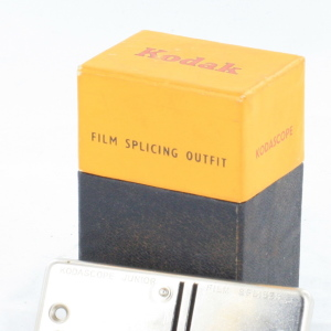 Kodak Kodascope Film Splicing Outfit Boxed