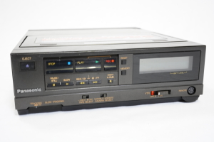 Panasonic NV-180B VHS Portable Video Recorder
