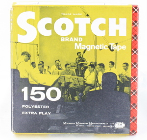 Vintage Scotch Magnetic Tape