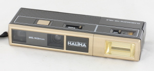 Halina Flashmatic 110 Tele Camera