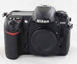Nikon D200 Digital Camera Body Boxed