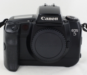 Canon EOS 5 35mm SLR Film Camera Body Boxed
