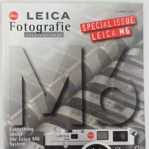 Leica Fotografie International Magazine Leica M6 Special 1997