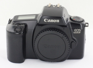 Canon EOS 1000F 35mm Camera Body