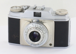 Agfa Silette 1 35mm Camera (Prontor-SVS Shutter)