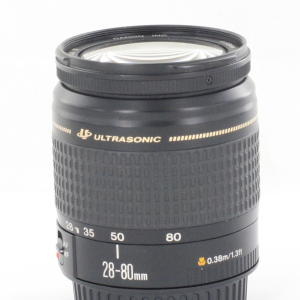 Canon EOS Zoom EF 28-80mm f/3.5-5.6 IV USM