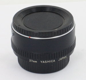 Yashica 27mm Auto extension tube