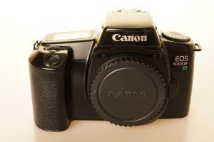 Canon EOS 1000FN Camera Body 35mm