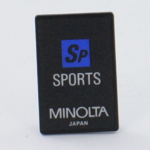 Minolta Creative Expansion Card Sports Mode For Dynax 5000i & 7000i SLR camera