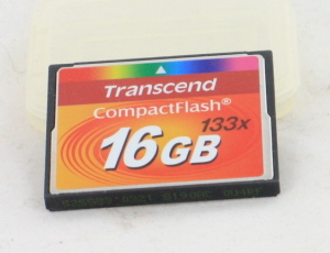 Dane-Elec 128MB Compact Flash Memory Card
