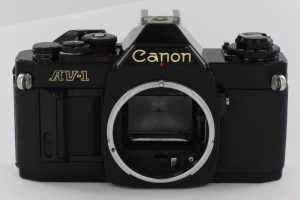 Canon AV-1 35mm Camera Body