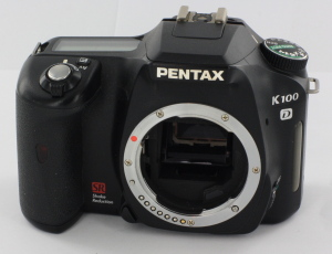 Pentax K100D Digital Camera Body (Faulty)