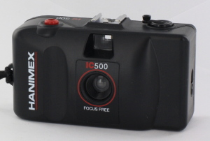 Hanimex IC 500 Focus Free 35mm Camera
