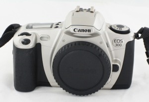 Canon EOS 300 35mm Camera Body Only