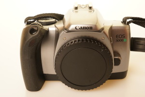 Canon EOS 300V 35mm Camera Body Only