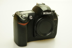 Nikon D70S Digital Camera Body