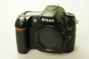 Nikon D80 Digital Camera Body