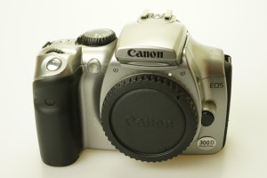 Canon EOS 300D Digital Camera Body