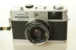 Olympus 35 RC Rangefinder 35mm Camera