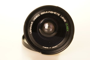 Lenmar Video Semi-Fisheye Lens