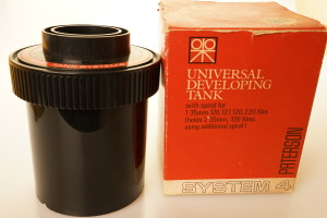 Paterson Super System 4 35mm Developing Tank Boxed