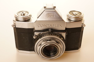 Zeiss Ikon Contaflex 1 35mm SLR Camera