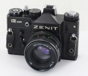 Zenit Zenith 12XP Microscope Camera Outfit (MFN-10)