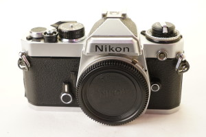 Nikon FE 35mm Camera Body (Hire Only)